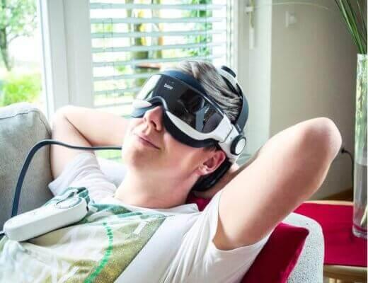 Massaggiatore testa elettrico idream