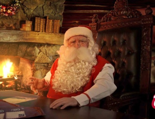 Lettera personalizzata a Babbo Natale