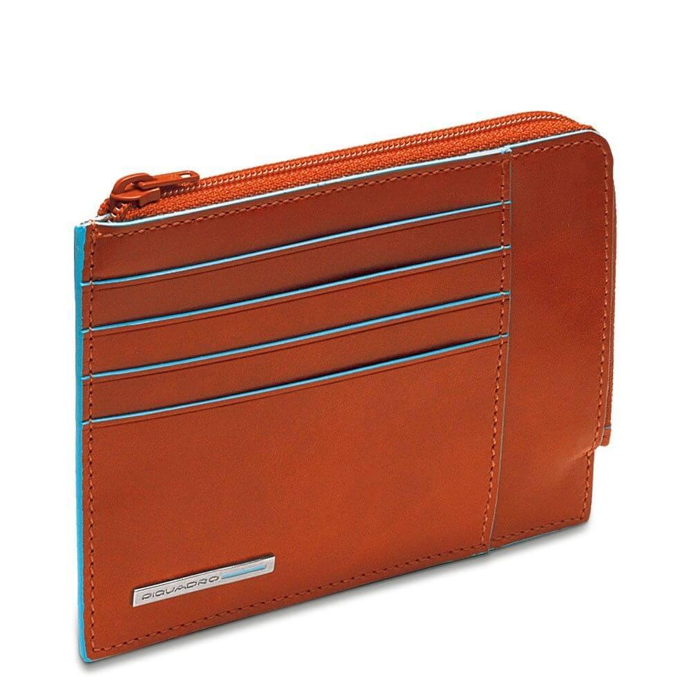 Bustina portamonete, portacarte e porta documenti Piquadro