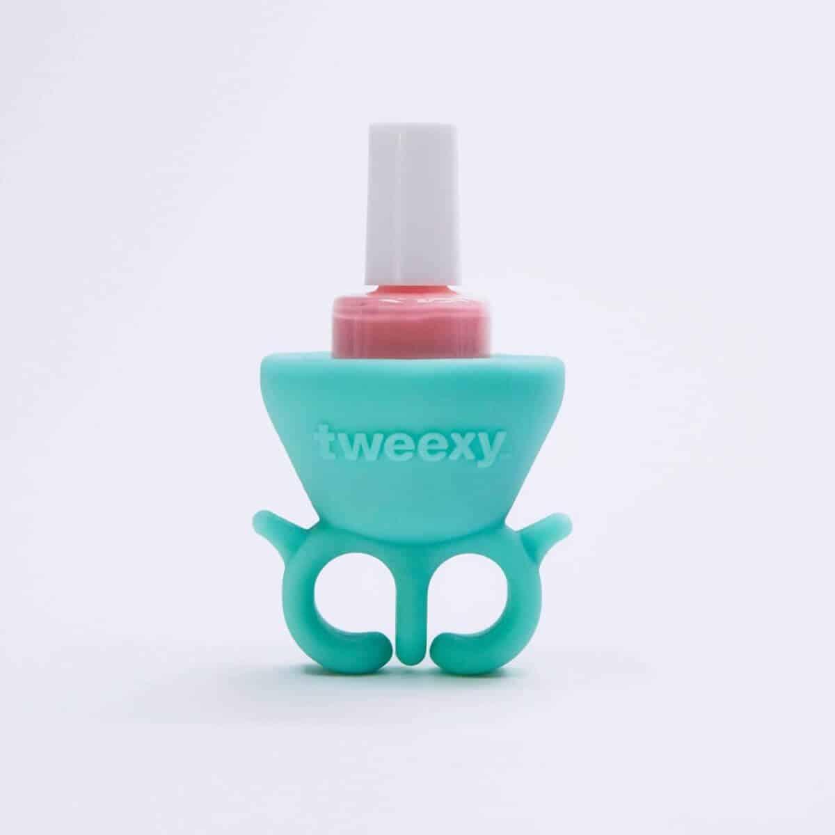 Supporto boccettina smalto per unghie