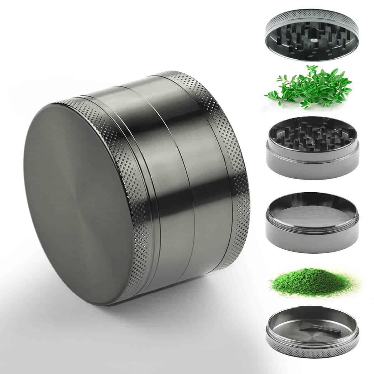 Macina spezie manuale di design (grinder) Home Inspira