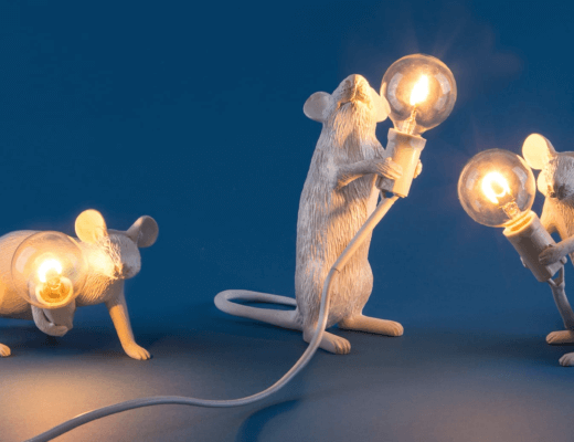 Lampada Topo Seletti - Mouse Lamp
