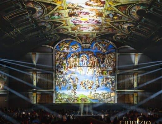 Live Show Il Giudizio Universale Balich