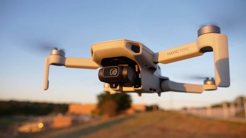 Drone Dji Mavic Mini pieghevole