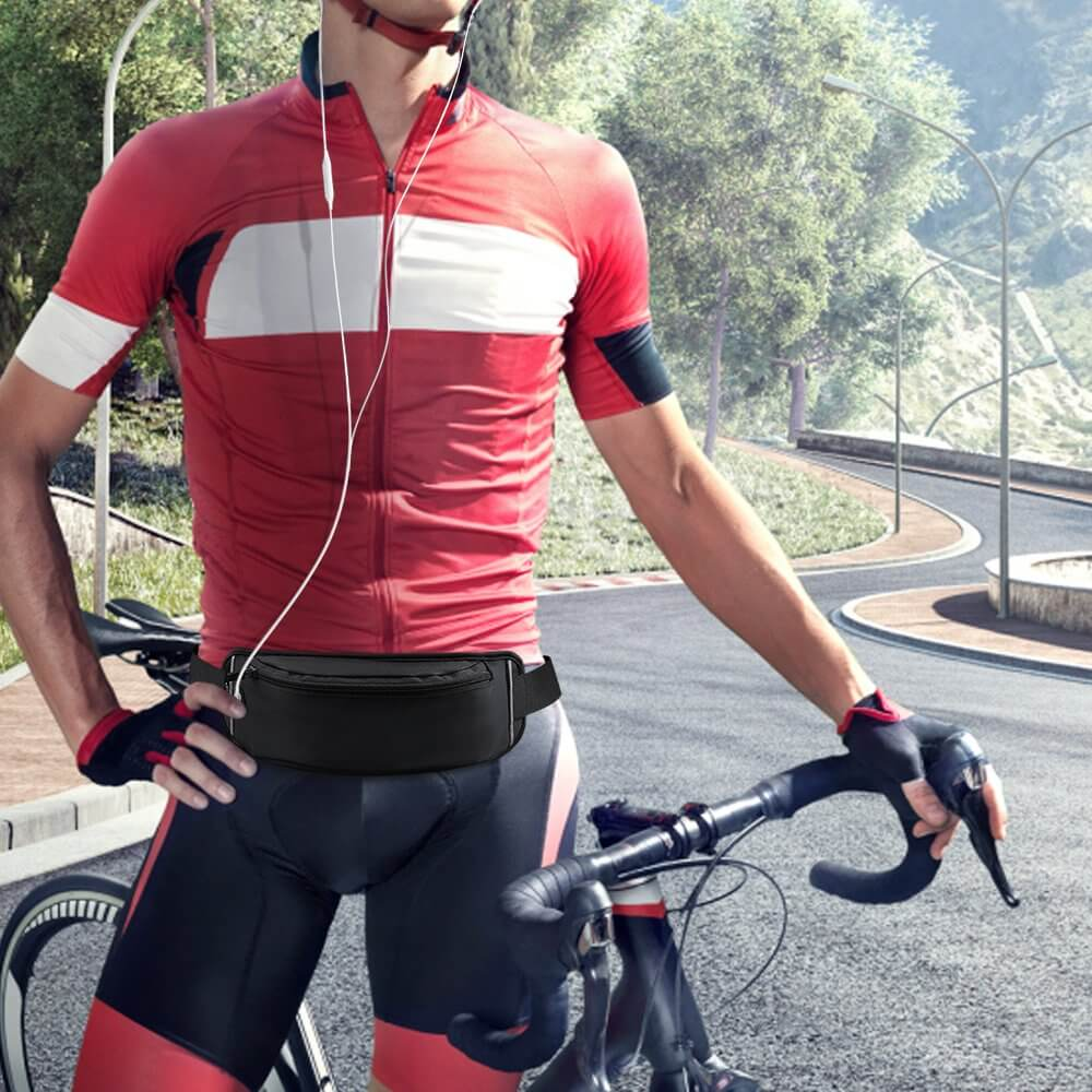 Marsupio per ciclisti e sportivi