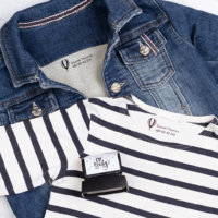 Timbri personalizzati per vestiti
