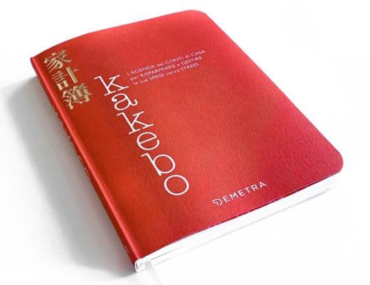 Kakebo libro dei conti di casa giapponese