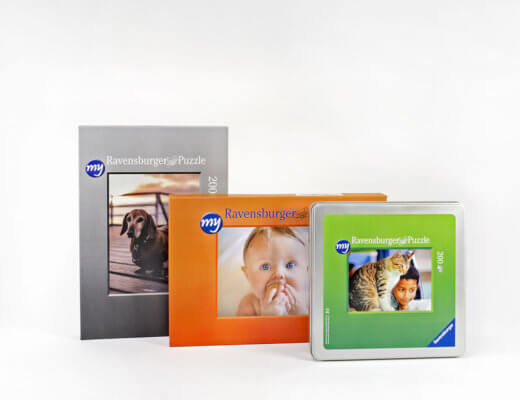 Foto-puzzle personalizzati - fotoregali