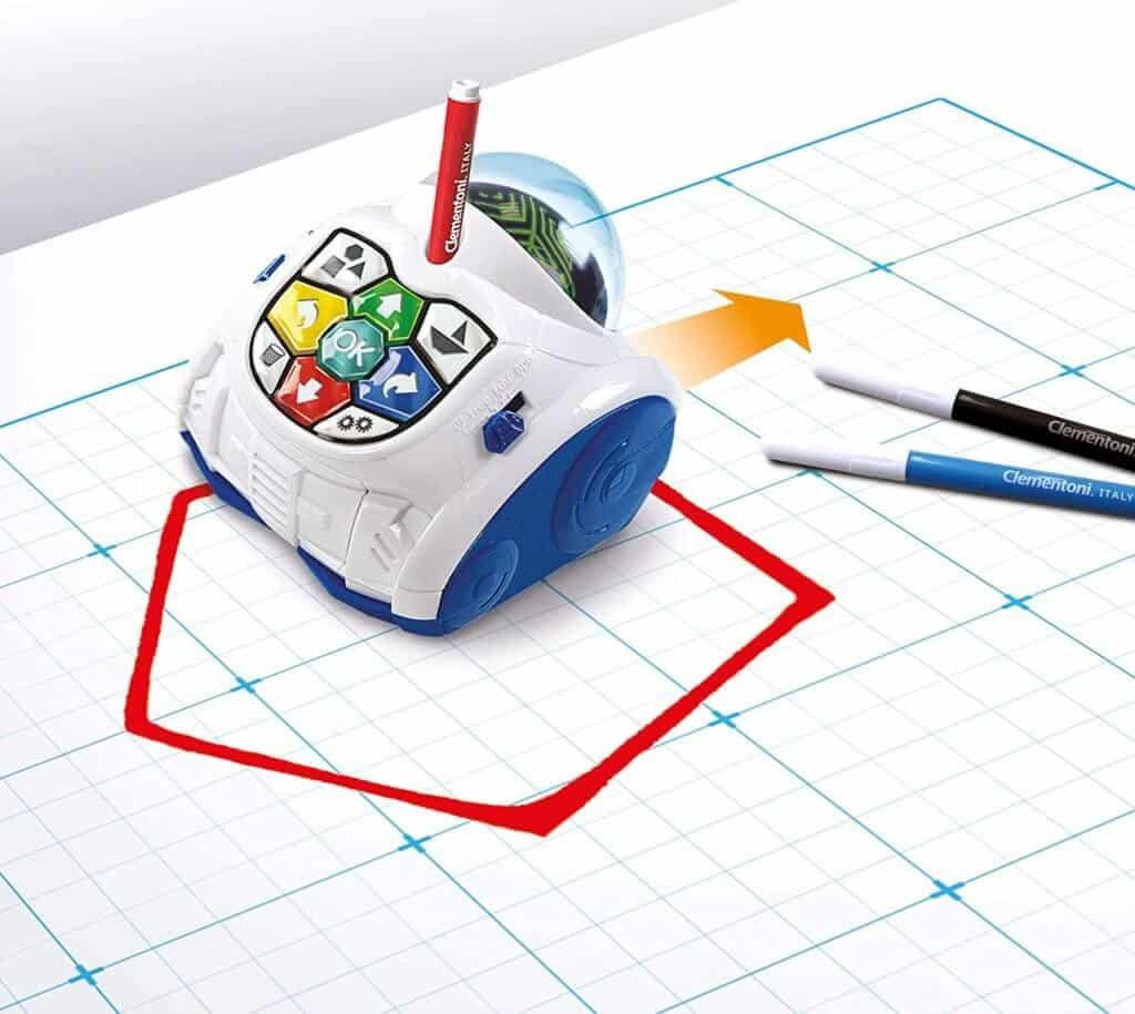 Robot che disegna per te