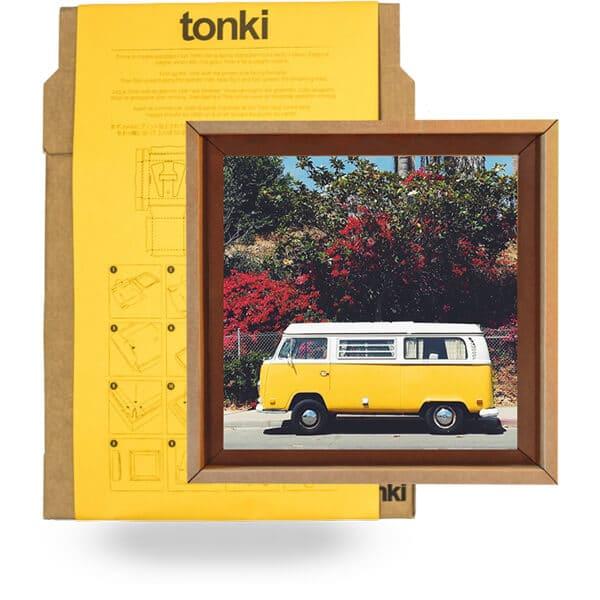Tonki fotoregalo stampa di foto su cartone