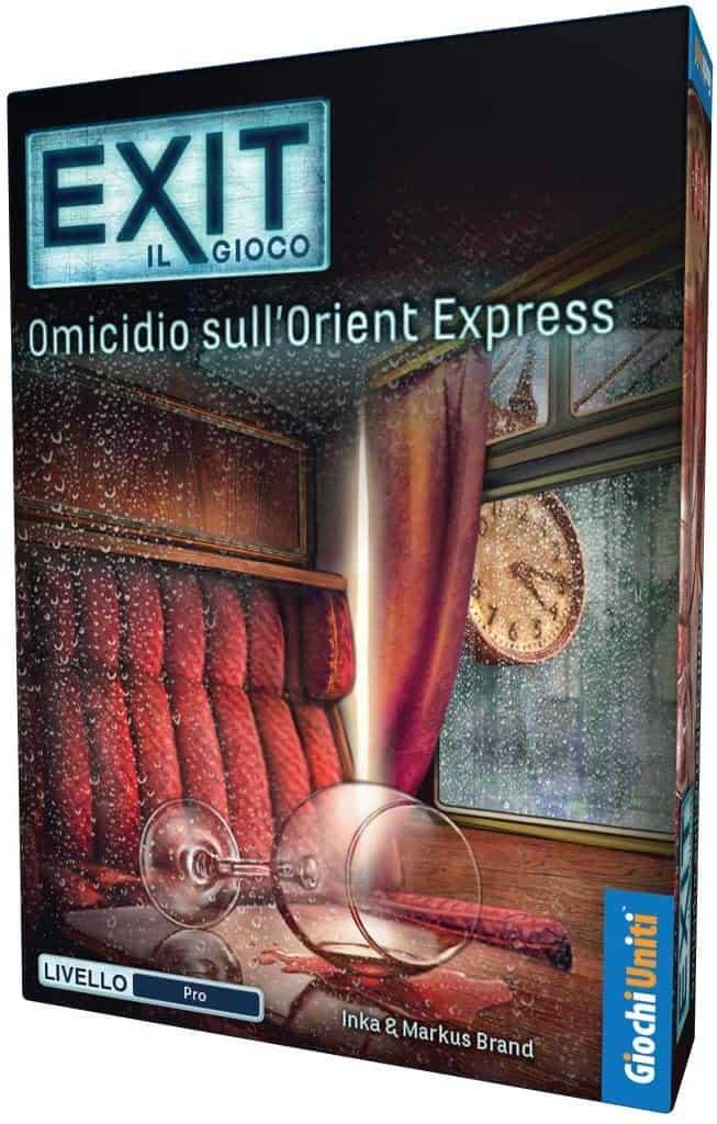 Exit escape room da tavolo