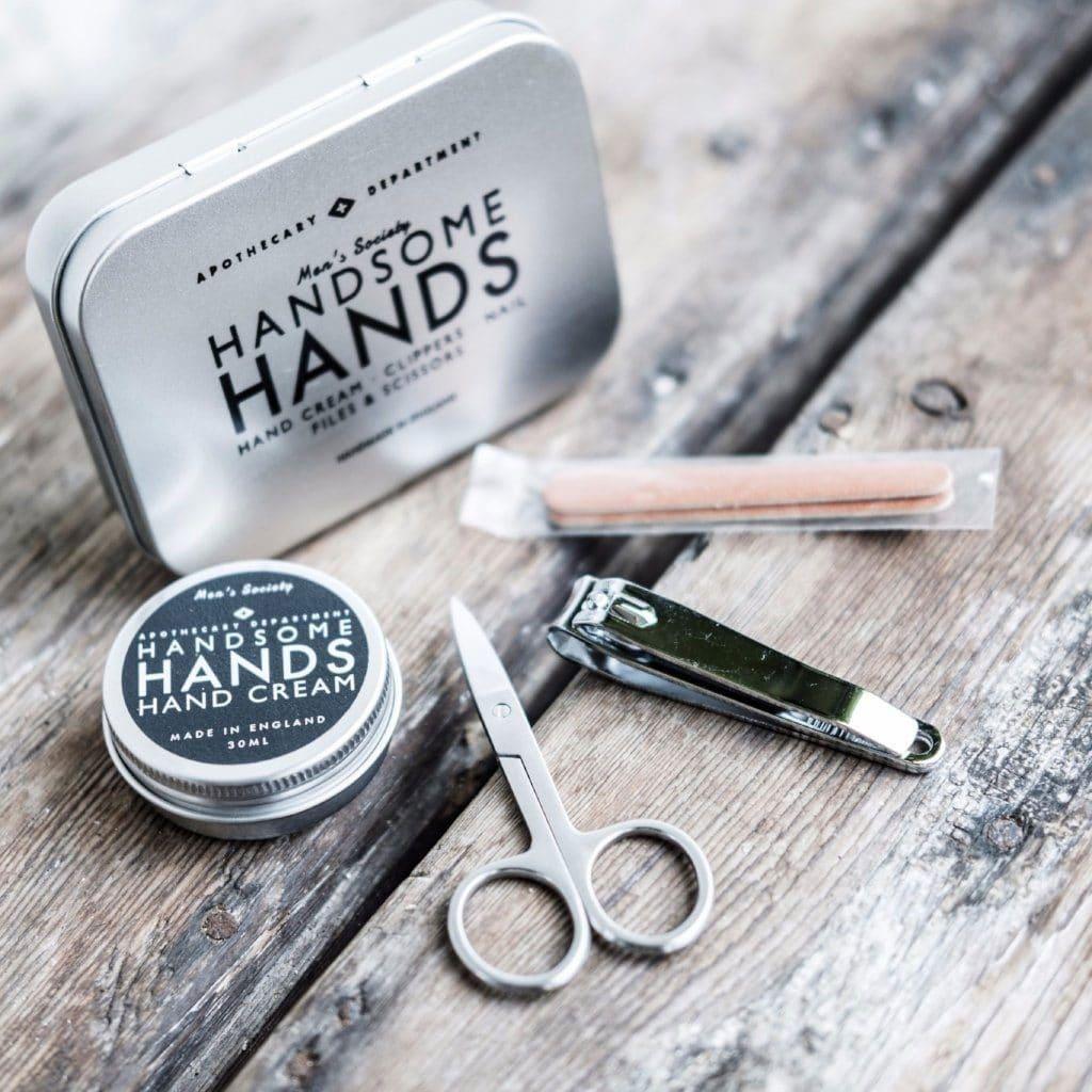 Men's Society Kit manicure uomo