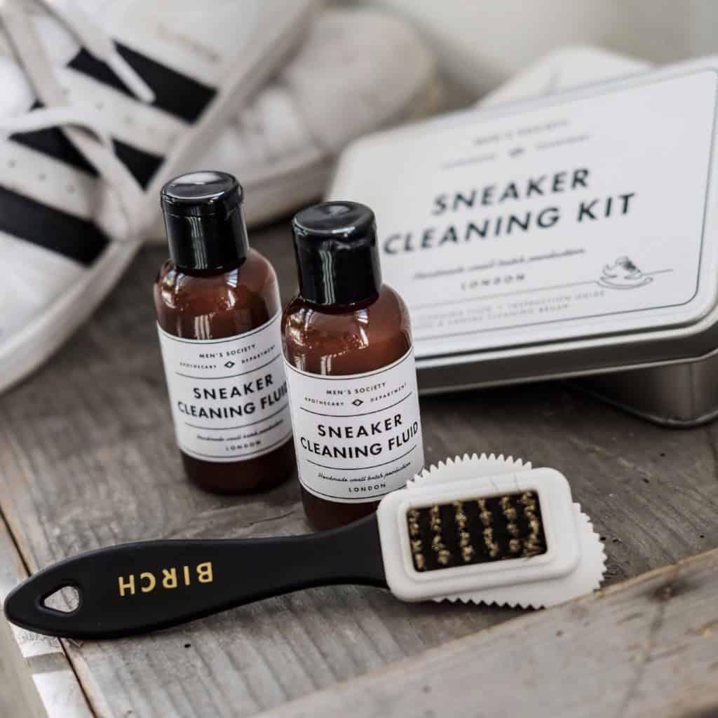 Men's Society Kit pulizia scarpe uomo